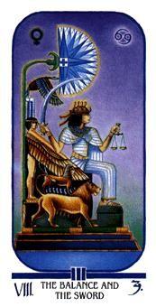Египетское Таро Ибис - Тридевятое Царство